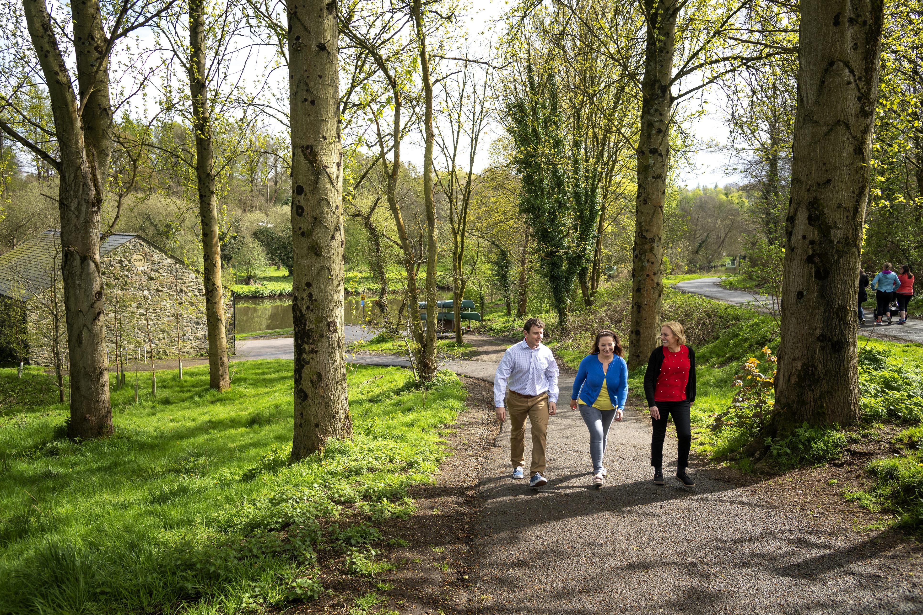 Lagan and Lough Cycle Way